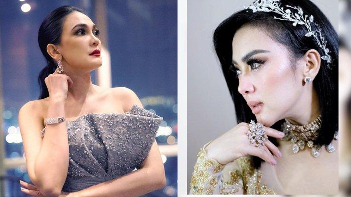 Syahrini dan Luna Maya Akhirnya Bertemu di Shopee Big Ramadhan Sale, Begini Reaksi Keduanya!