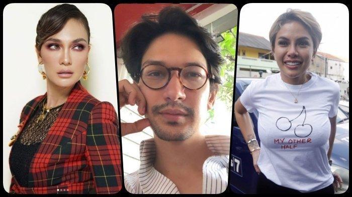4 Wanita yang Pernah Dekat dengan Dimas Beck, dari Nikita Mirzani hingga Kini Luna Maya