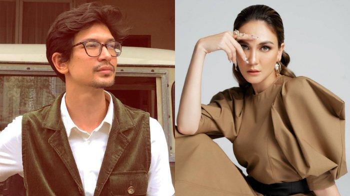 Mesra Joget Bareng Luna Maya, Dimas Beck Jawab Rumor Pacaran, Ungkap Suka Olahraga Bareng