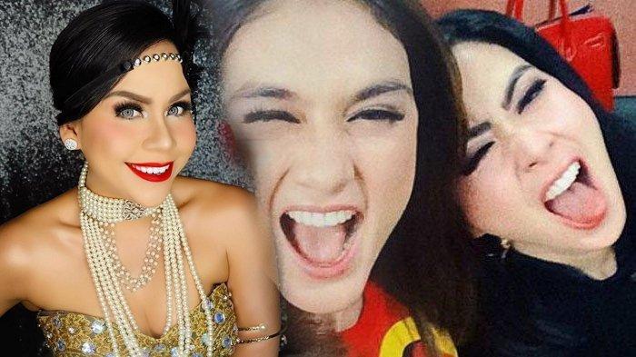 Reino Barack Hadiri Konser Syahrini, Luna Maya Ternyata Rasakan Kesedihan Mendalam Ditemani Sahabat
