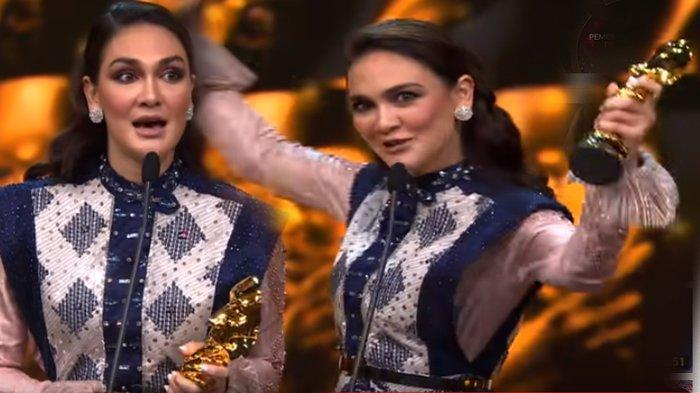 Statement Mengejutkan Luna Maya hingga Buat 'IMAA Awards 2019' Riuh, Sindir Seseorang?