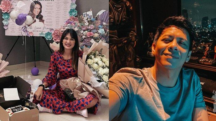 Dapat Kejutan Ultah dari Geng Menteri Ceria, Luna Maya Justru Tanyakan Mantan: 'Ada Ariel Ya?'