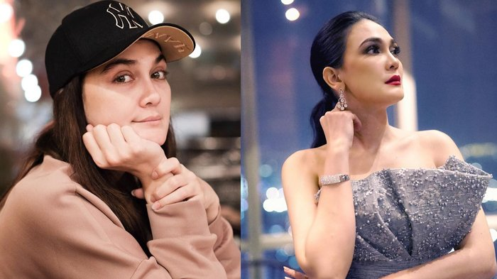 Nampak Kasual & Feminin, Luna Maya Terlihat Sangat Cantik saat Menggunakan Koleksi Dress Ini