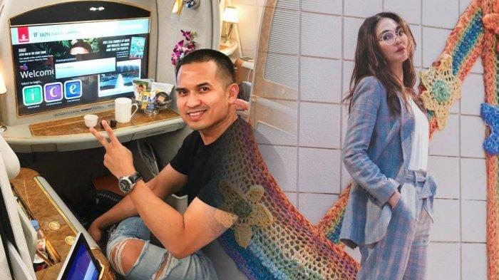 Luna Maya dan Faisal Nasimuddin