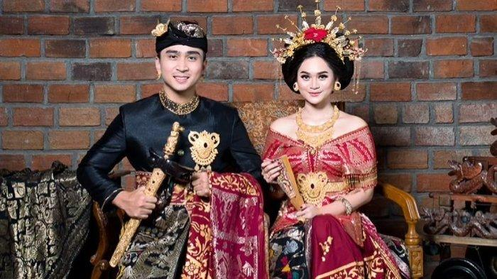 Lutfi Agizal Murka, Tak Terima Pernikahannya dengan Nadya Dituding Dibiayai Sponsor: Ya Allah Sabar