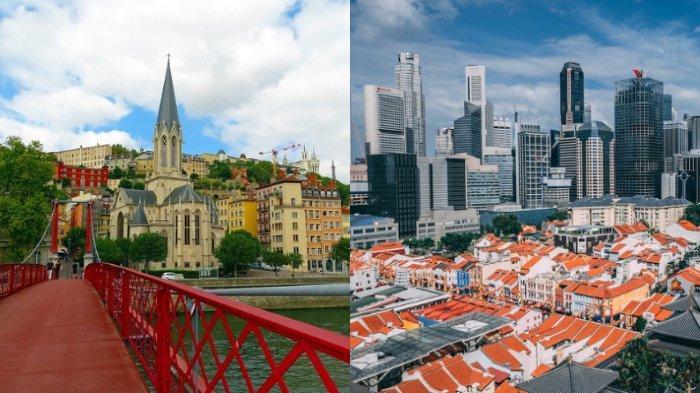 7 Tempat Wisata Dunia yang Bikin Turis Pengen Balik Lagi, karena Alasan Ini