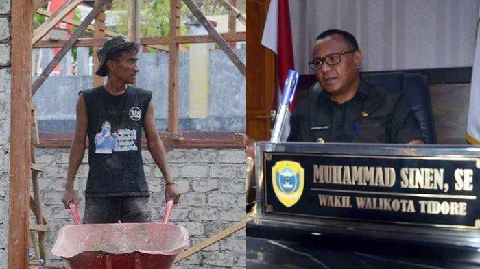 POPULER Dulu Viral Jadi Kuli Bangunan, Kabar Baru Rafdi Anak Wakil Wali Kota Tidore, Tetap Sederhana