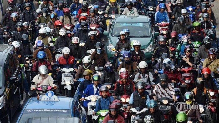 Bukan Weekend, Ternyata Macet Parah di Jakarta Terjadi Pada Hari Kamis