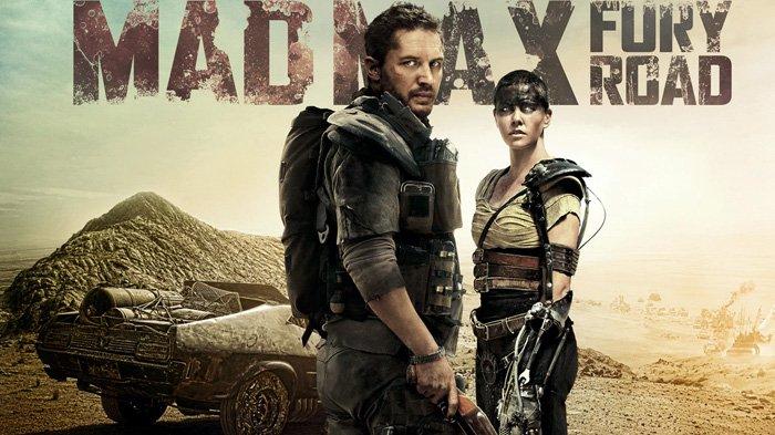 Poster film Mad Max: Fury Road.