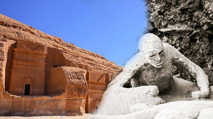5 Situs Bersejarah yang Dikisahkan Dahulu Kala Pernah Diazab Tuhan, Kini Jadi Destinasi Wisata