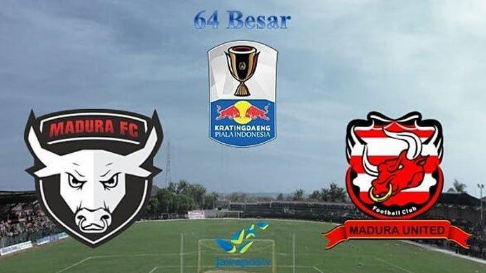 Link Live Streaming Madura FC vs Madura United Piala Indonesia 2018 Hari Ini 14.30 WIB!