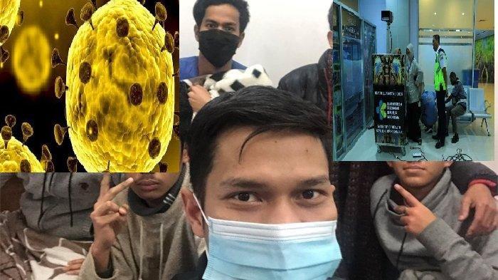 Kisah Pilu Mahasiswa Aceh Terjebak di Wuhan, Hanya Berdiam Diri di Kamar & Dapat Bantuan Rp 50 Juta