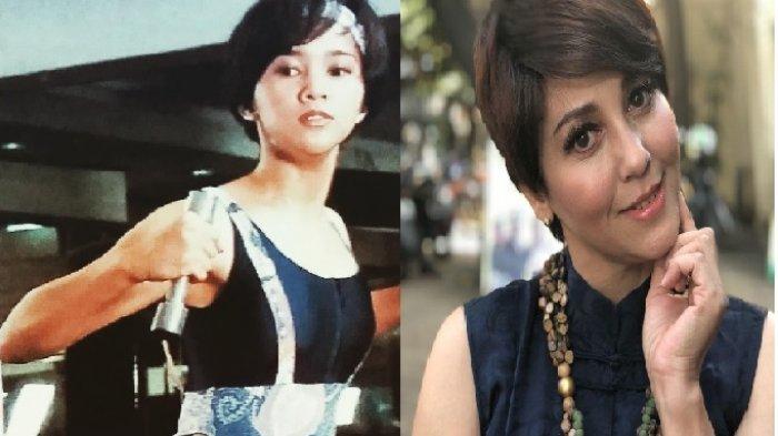 Pamer Foto Jadul Ketika Muda, Maia Estianty Dibilang Mirip Meriam Bellina