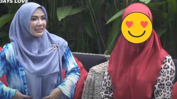 Kenakan Hijab saat Kolaborasi dengan Rey Utami, Maia Estianty Tuai Pujian Cantik: MasyaAllah