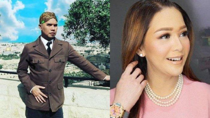 Pose Foto Dua Jari Dituding Politik Sejalan dengan Ahmad Dhani, Maia Estianty Beri Penegasan