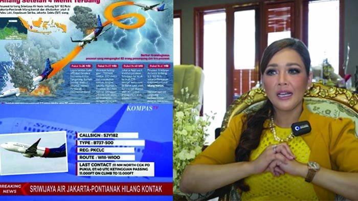 Ada di Kepulauan Seribu saat Insiden Sriwijaya Air, Maia Estianty Ungkap Cuaca: Goyangannya Kerasa