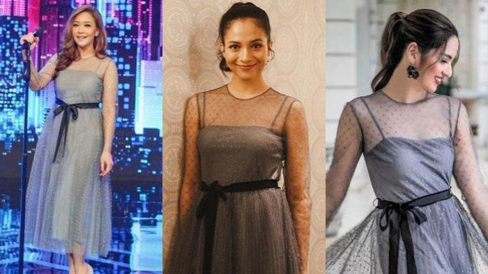 Siapa Kiblat Fashion Maia Estianty? Bajunya Mirip Kate Middleton, Putri Marino Hingga Nia Ramadhani