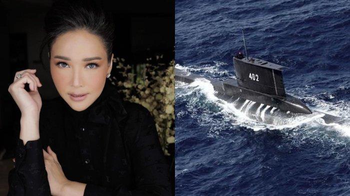 KRI Nanggala 402 Tenggelam, Maia Estianty Tulis Doa Haru: 'Peluklah Mereka Dalam Kasih Sayang-Mu'