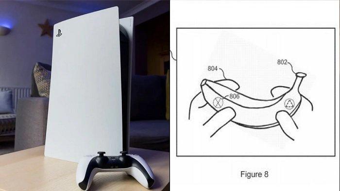 Main PS Pakai Stik Pisang? Sony Patenkan Teknologi Untuk Ubah Barang Jadi Kontroler Playstation