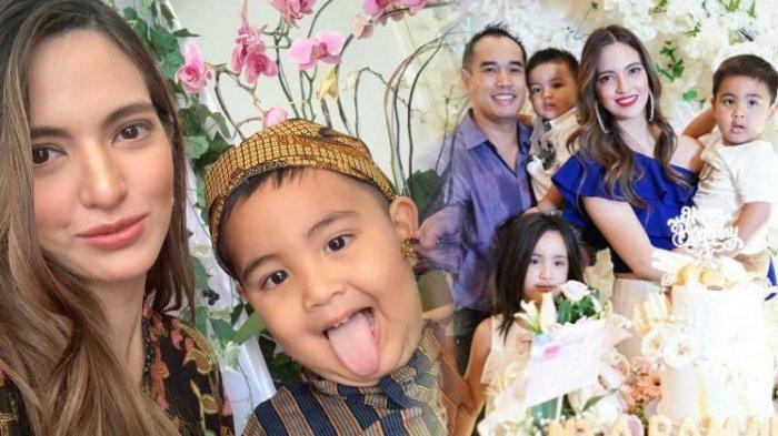 Mainaka Ulang Tahun ke-4, Nia Ramadhani dan Ardi Bakrie Ungkap Sifat Anaknya 'Bikin Semua Ibu Cemburu'