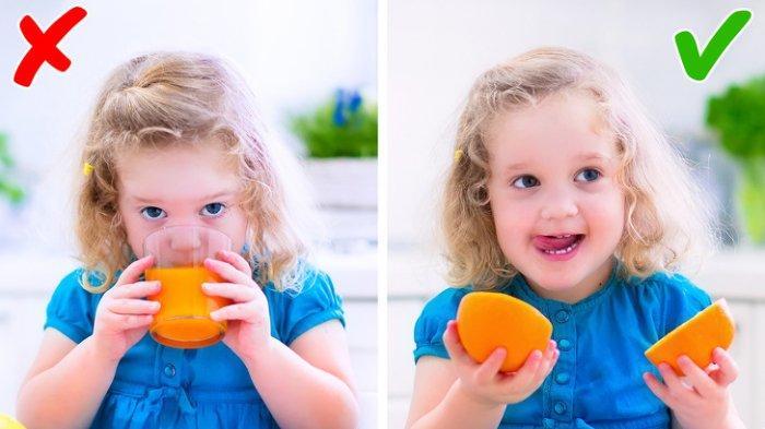 Hati-hati! Meski Tampak Sehat, 7 Makanan Ini Ternyata Berbahaya Jika Diberikan Pada Anak-anak