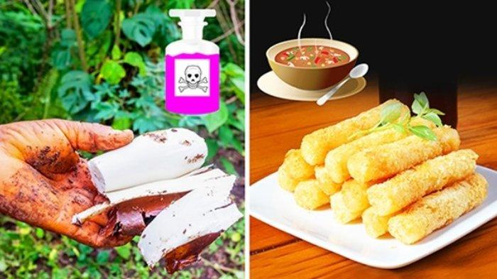 Hati-hati! 10 Makanan Ini Ternyata Mengandung Racun, Salah Pengolahan Dapat Membahayakan Tubuh