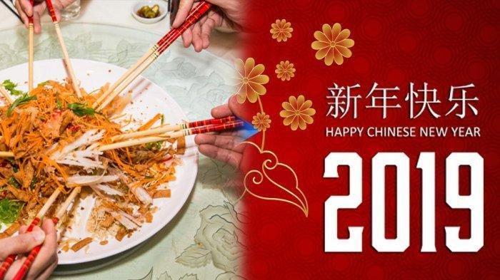 10 Makanan Khas yang Wajib Ada Saat Perayaan Tahun Baru Imlek, Dipercaya Membawa Keberuntungan!