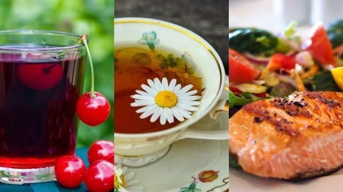 8 Makanan Ini Dapat Membantu Tidur Nyenyak, Salmon Hingga Nasi Putih Cocok untuk Penderita Insomnia