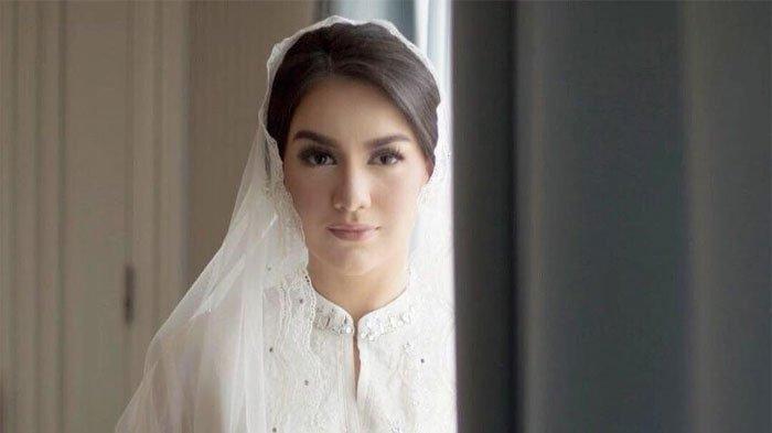 Cantiknya Irish Bella Saat Acara Pengajian Jelang Pernikahan dengan Ammar Zoni, Natural Banget!