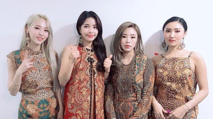 MAMAMOO Sukses Gelar Fan Meeting di Indonesia, Yuk Intip 5 Momen Keseruannya