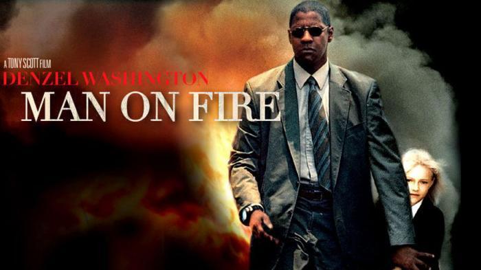 Film Man On Fire Saksikan Kisah Haru Seorang Pengawal Malam Ini Pukul 21 00 Di Fox Action Movies Halaman All Tribunstyle Com