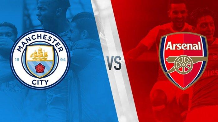 JADWAL & Prediksi Liga Inggris, Arsenal vs Manchester City, Kick Off Minggu 21 Februari 2021