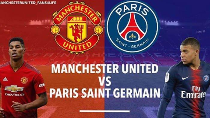 Preview Liga Champions PSG VS Manchester United. Badai Cedera, Begini Komentar Solskjaer.