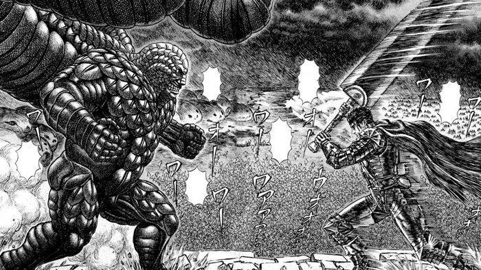 Mengenal Berserk, Manga Ciptaan Kentaro Miura, Kini Sang Kreator Telah Meninggal Dunia
