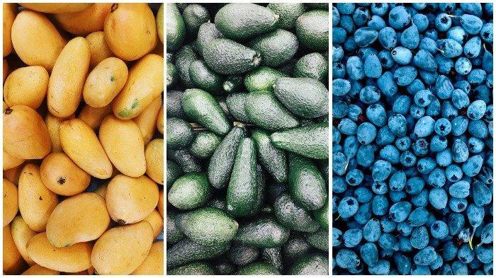 Berbagai Jenis Buah-buahan yang Mampu Meredakan Stres, dari Mangga hingga Blueberry
