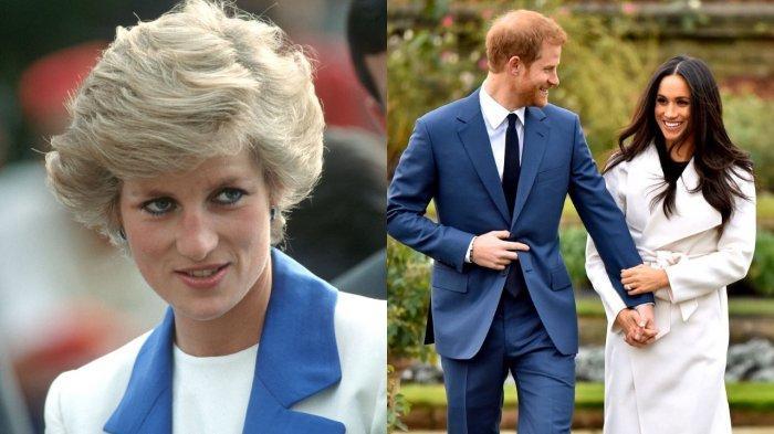 Harry & Meghan Markle Putuskan Mundur, Gelar Resmi Dicopot, Nasibnya Mirip Putri Diana 24 Tahun Lalu