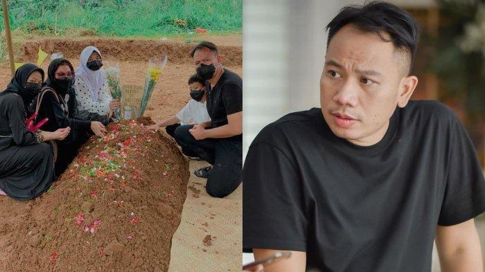 Berduka, Vicky Prasetyo Kehilangan Sosok Ini, Minta Maaf Belum Bahagiakan Mantan Istri dengan Baik