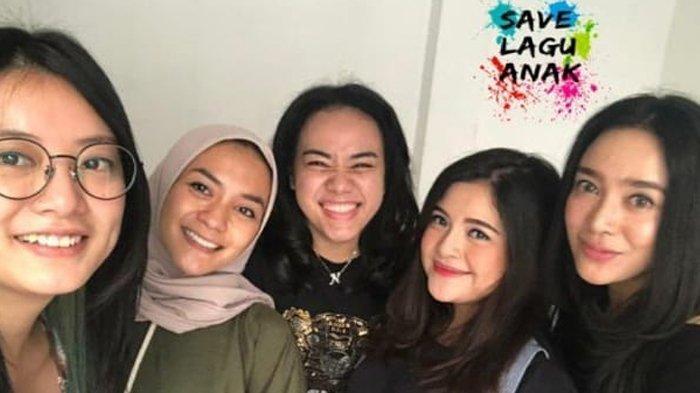 Terlibat Proyek #SaveLaguAnak, Para Mantan Penyanyi Cilik Berkumpul untuk Rekaman Lagu