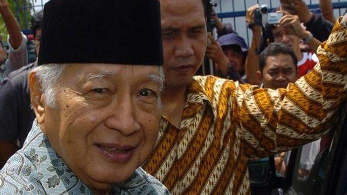 Mantan Presiden Soeharto