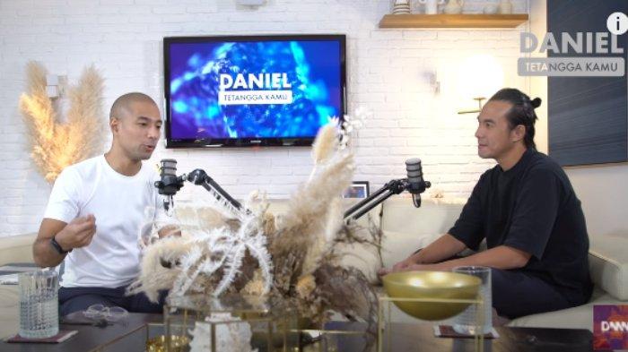 Marcell Siahaan bahas soal perjalanan spiritual di depan Daniel Mananta