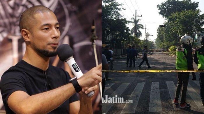 Heboh Teror Bom Surabaya, Artis Ini Beri Peringatan Keras Pada Netizen 'Silahkan Unfollow Saya'