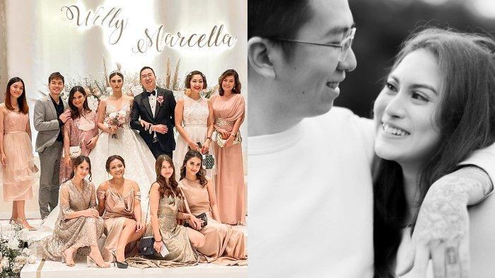 Marcella Daryanani menikah dengan Willy