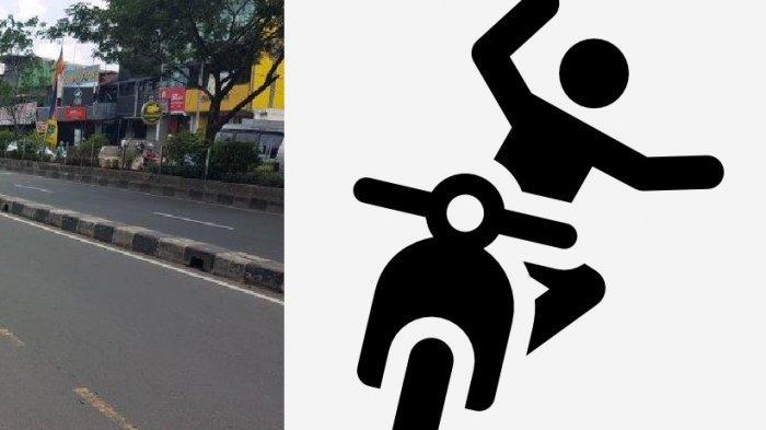 Berita Viral Kecelakaan Maut di Depok hingga Korban Kepalanya Putus, Detik-detiknya Terekam CCTV