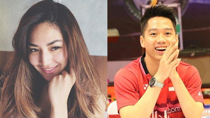 Dikabarkan dekat dengan Kevin Sanjaya, Maria Selena Malah Tampak Mesra dengan Pilot