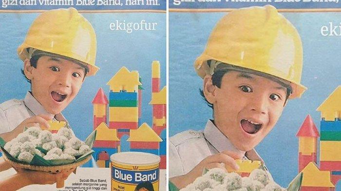 Bocah Bintang Iklan Margarin Tahun 1987-an Ini Ternyata Aktor Top, Kini Mantap Hijrah Bareng Istri
