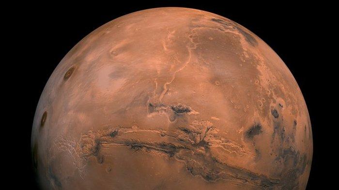 Malam ini, Planet Mars akan Sangat Dekat dengan Bumi, Jangan Lewatkan, Baru Terulang 15 Tahun Lagi
