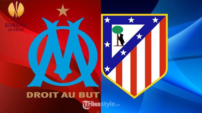 Live Streaming Marseille Vs Atletico Madrid di SCTV 01.45 WIB - Final Liga Europa 2018