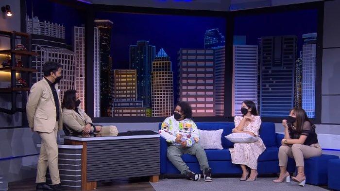 Marshel Widianto sempat takut disuruh milih host Tonight Show yang paling membuatnya nyaman