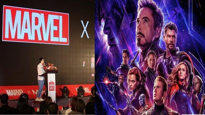 Miniso Siapkan Merchandise Resmi Dari Marvel Untuk Persiapan Premiere Film Avengers: Endgame