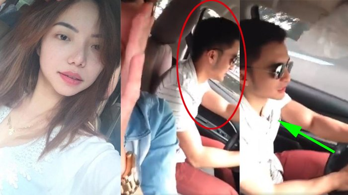 Cewek Terjebak Macet saat Naik Taksi Online, tapi Malah Girang, Ternyata Driver-nya Bikin Betah!